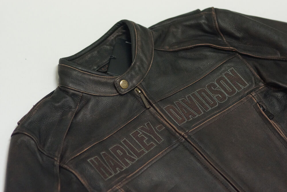 Mens Harley Davidson Leather Motorcycle Jackets