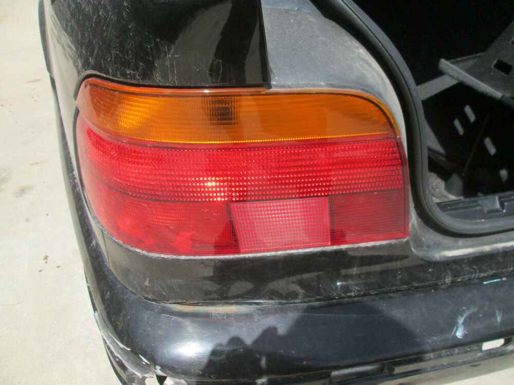 BMW E39 LEFT TAIL LIGHT 525i 528i 530i 540i 1997-1998-1999-2000 | eBay