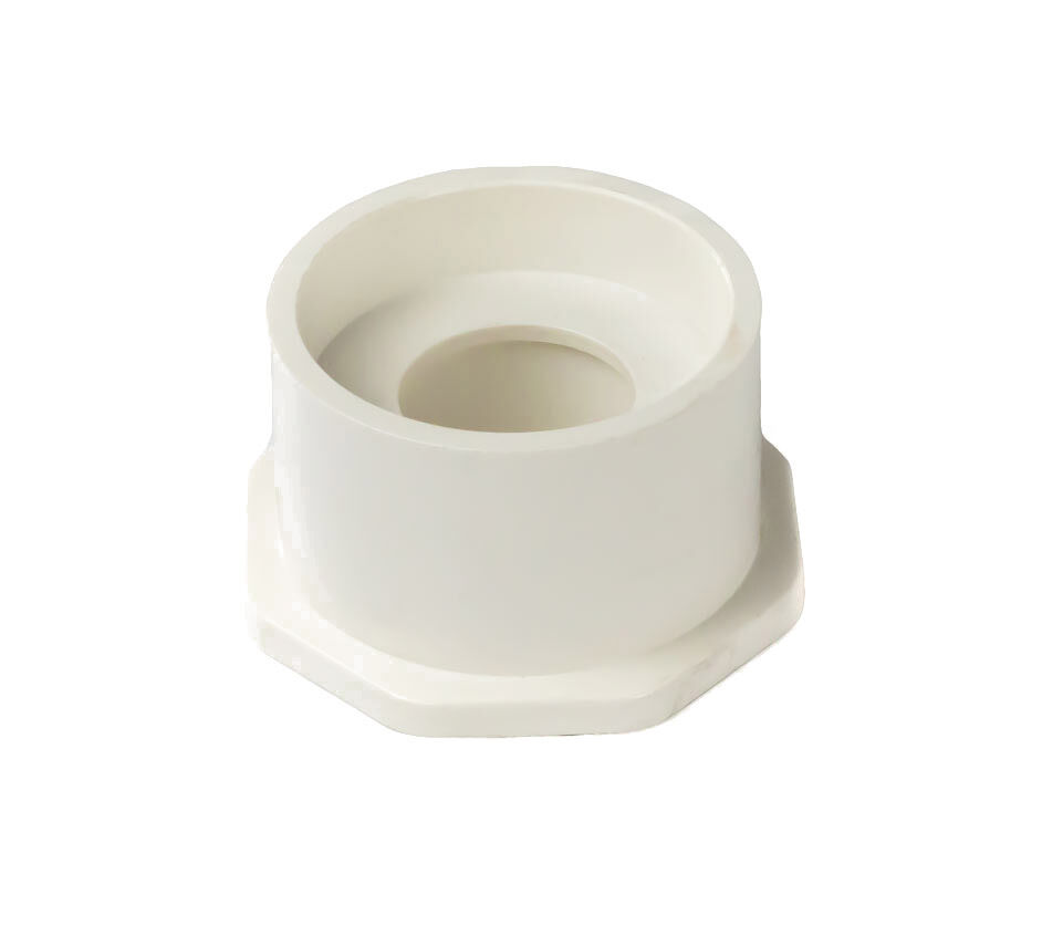 Pvc reducer bushing pipe size adapter inch
