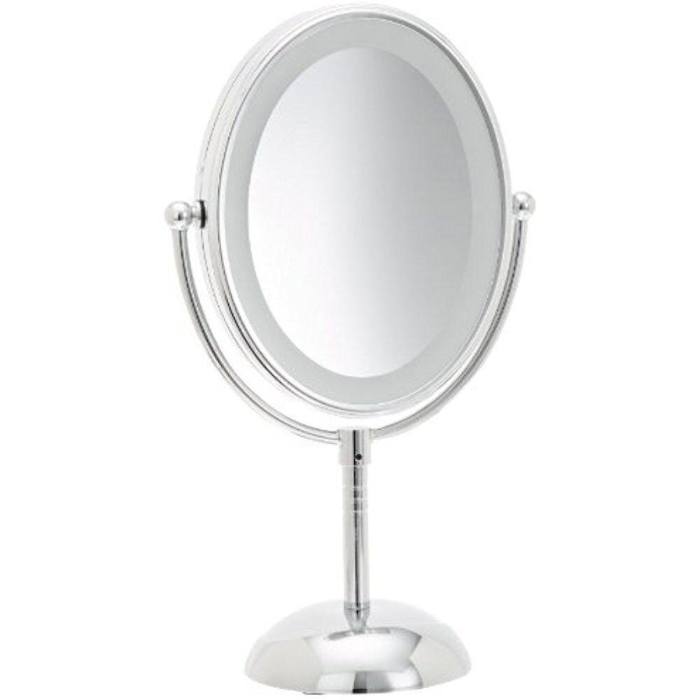 Reflections LED Lighted Makeup Mirror Double Sided ...