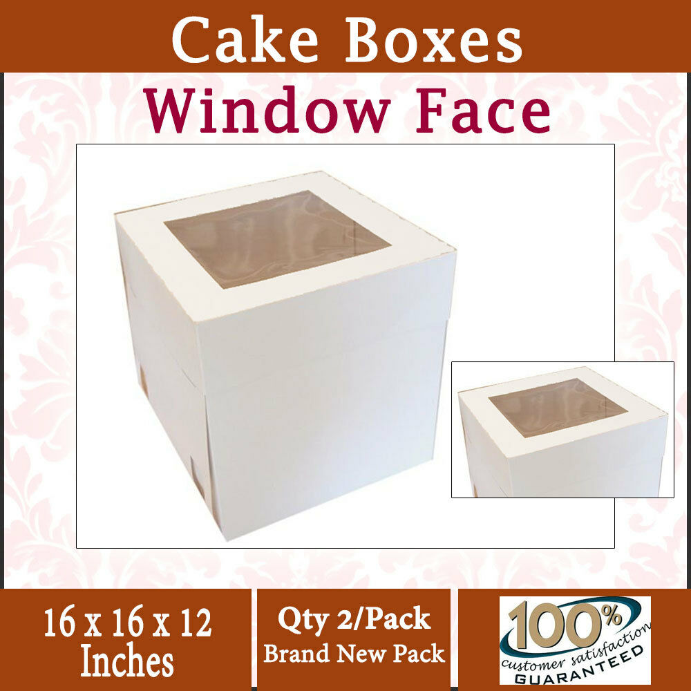 Cake Boards And Boxes Ebay