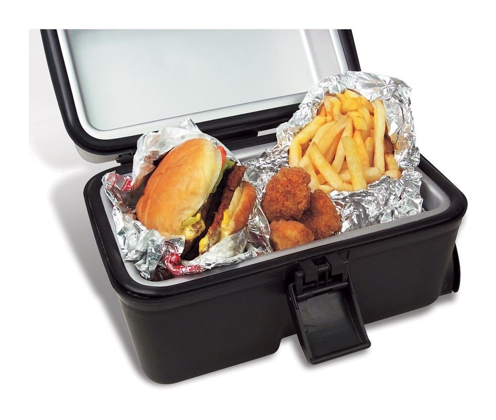 Food Warmer Below Oven ~ Lunch box stove v portable car hot food warmer heated