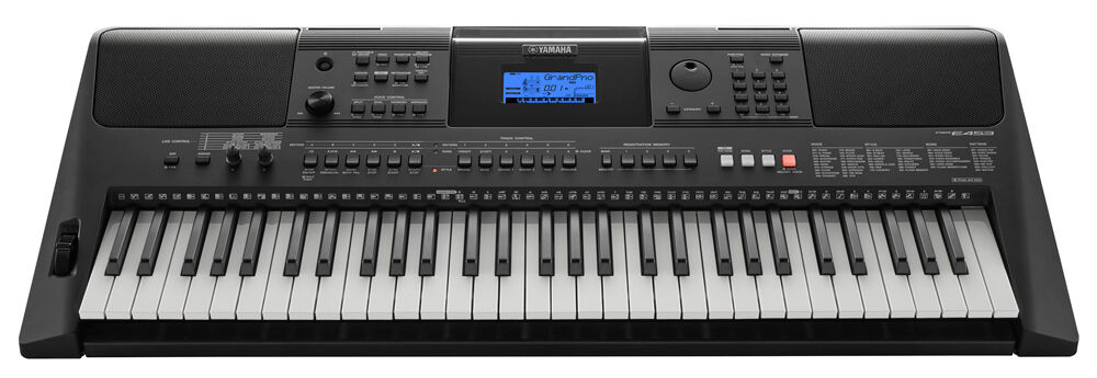yamaha psr e453 portable keyboard ebay. Black Bedroom Furniture Sets. Home Design Ideas