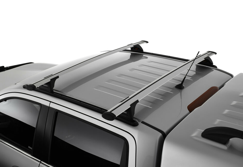 Genuine Nissan Np300 Navara Roof Cross Bars G3157 4ke0aau