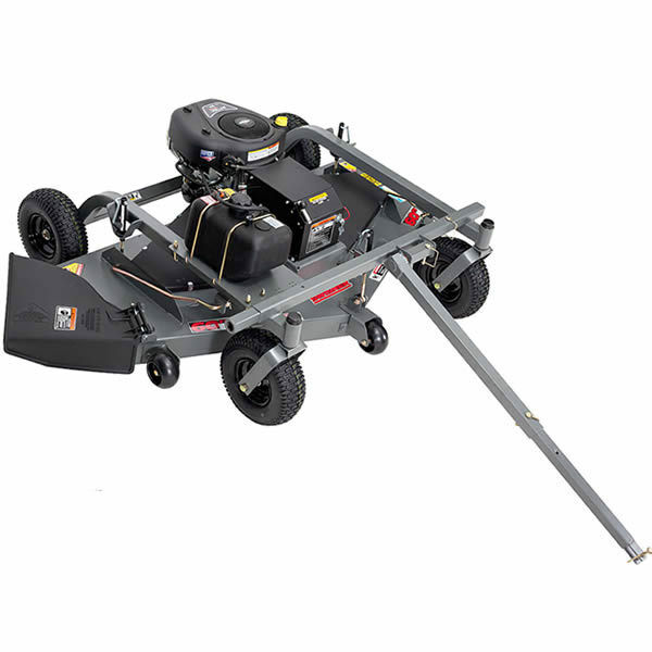 Offset Finish Mower : Swisher quot hp finish cut tow behind trail mower w