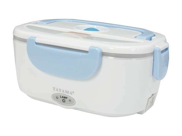 tayama electric heating lunch box bento box 40watts model ehb 01 ebay. Black Bedroom Furniture Sets. Home Design Ideas
