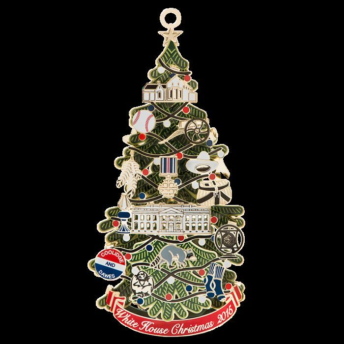 The White House Historical Association Christmas Ornament