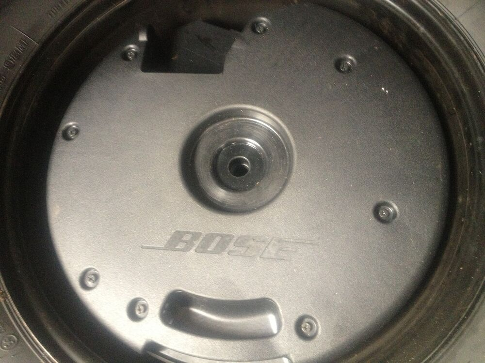 Bose Car Speakers NISSAN X TRAIL BOSE BOOT BASS BOX