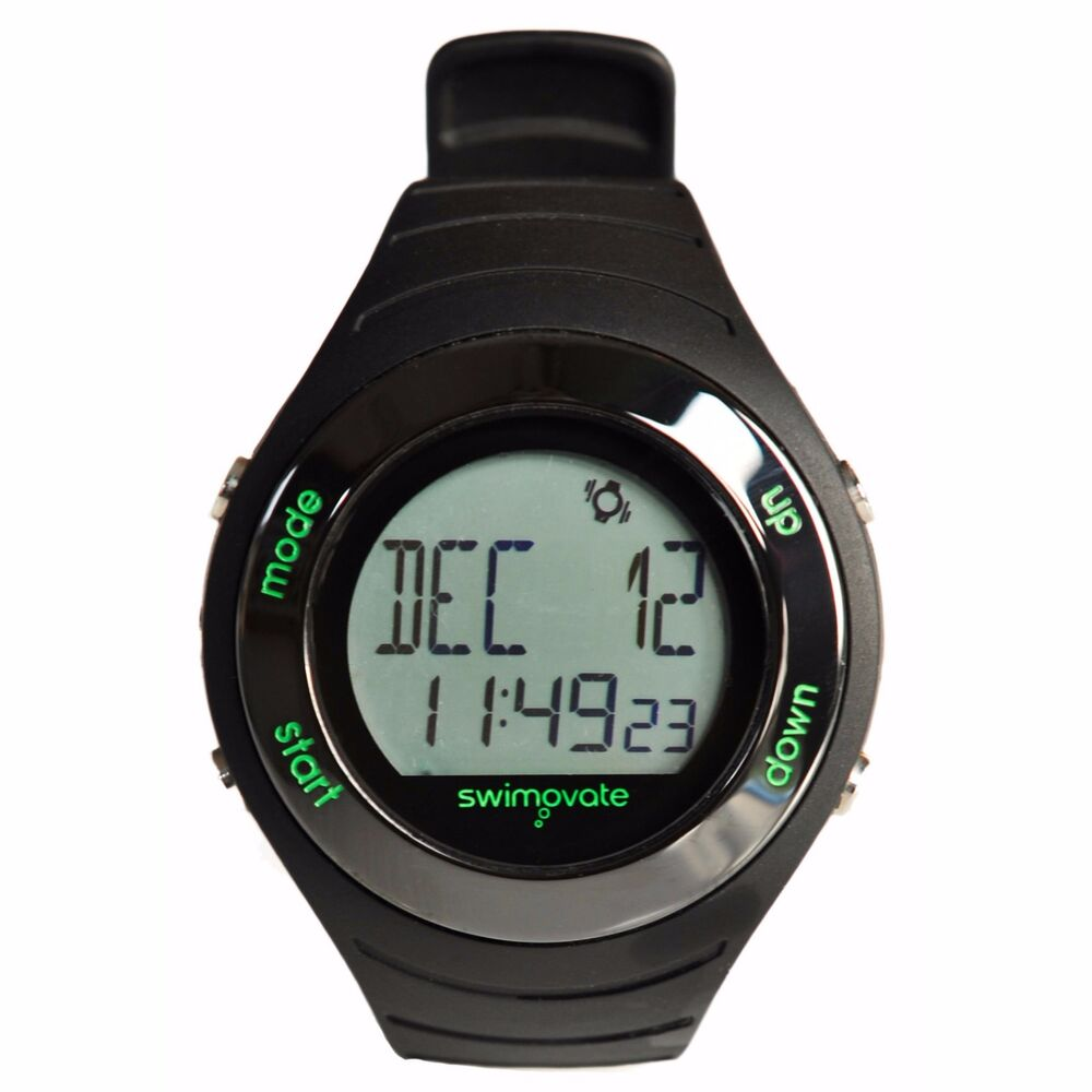 Swimovate Poolmate Live Swimming Lap Counting Counter