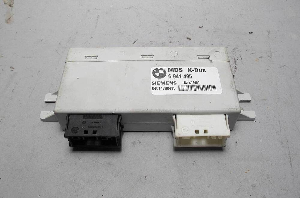Bmw X3 Accessories >> BMW E53 X5 E83 X3 Panoramic Sunroof Control MDS Module 2004-2010 USED OEM | eBay