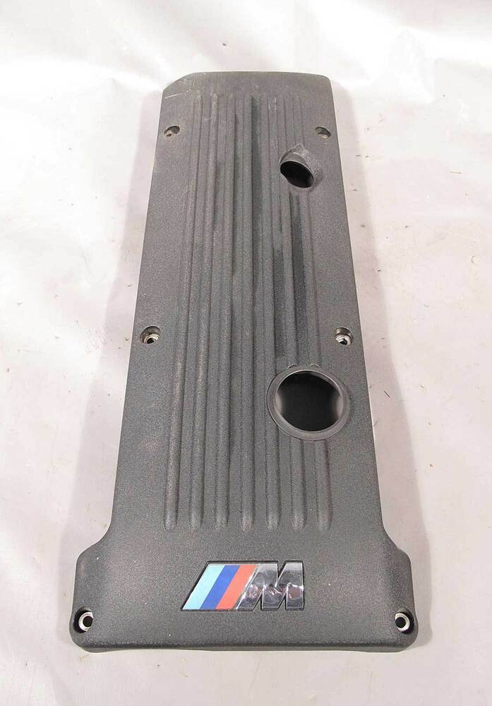 Bmw S54 M 6 Cylinder Plastic Engine Coil Cover Trim