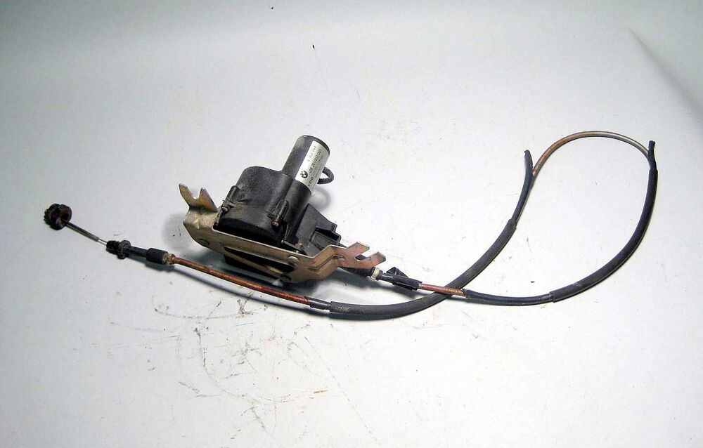 1995 Bmw E36 325i Cruise Control Actuator W Throttle Cable