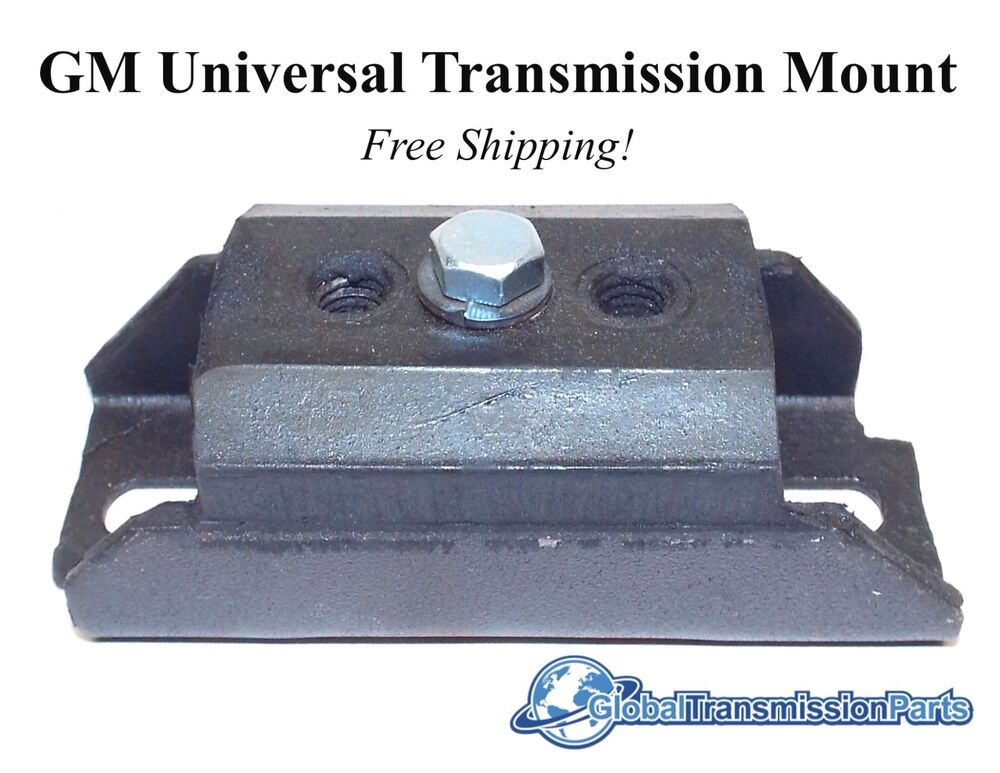 New Gm Universal Transmission Mount Th400 Th350 4l60e