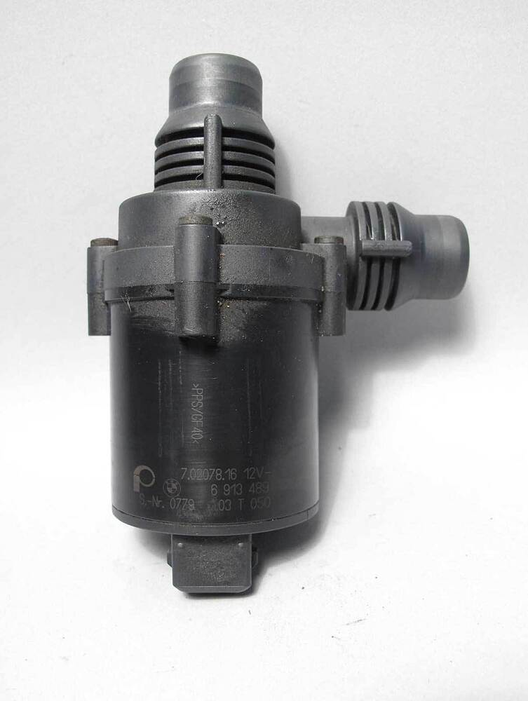 Bmw E53 X5 3 0i M54 6 Cylinder Electric Auxiliary Water