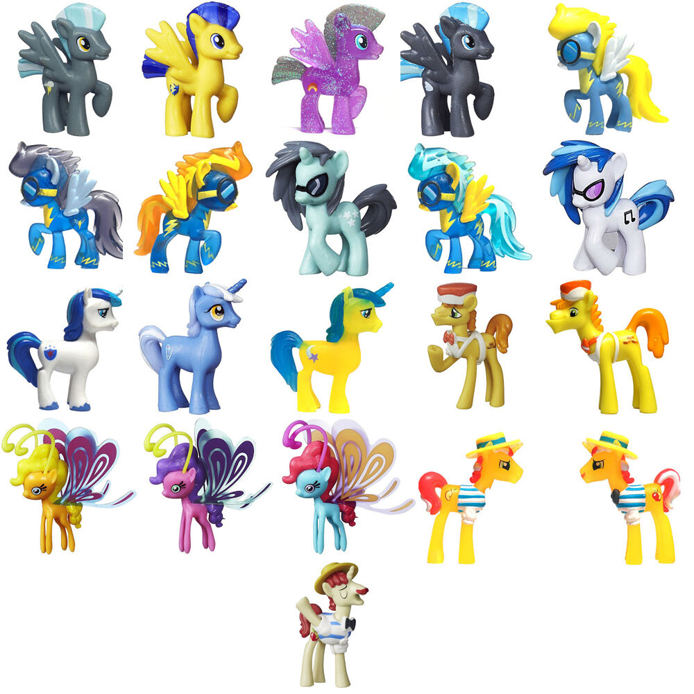 MLP My little pony 5cm figure toys ( choose your pony ) #2 ...