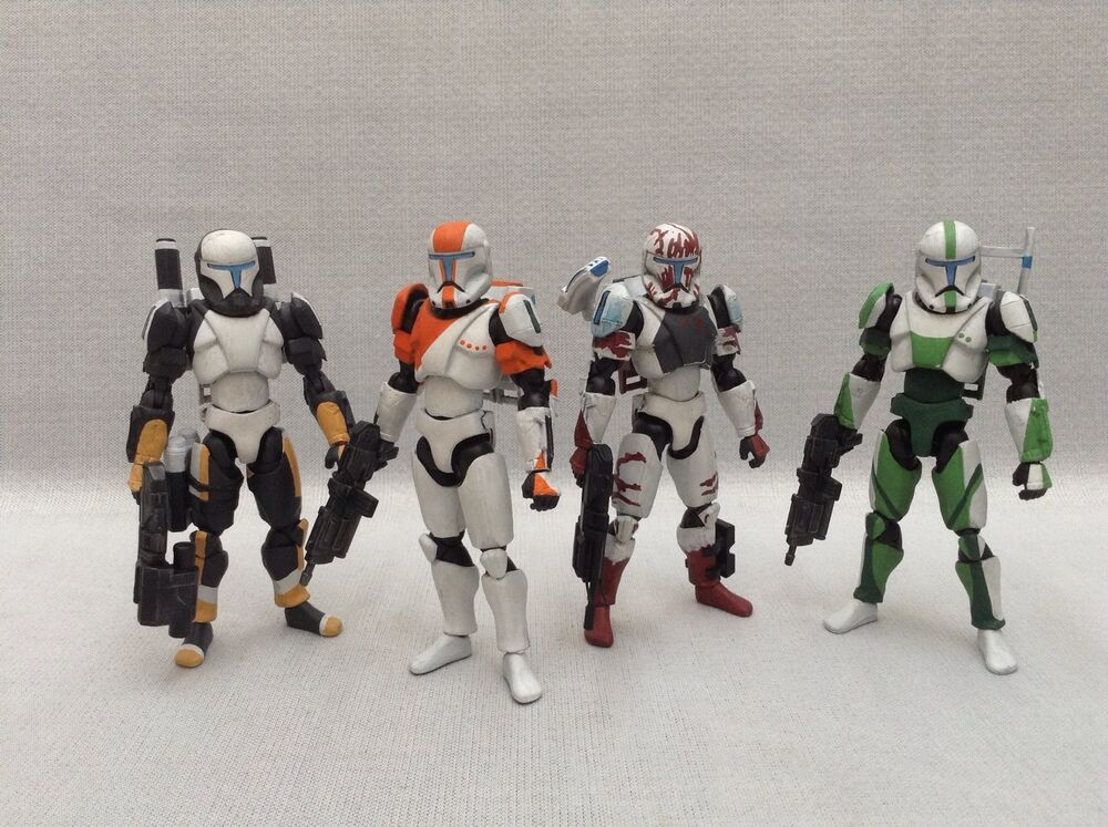 clone commando squad image - photo #24