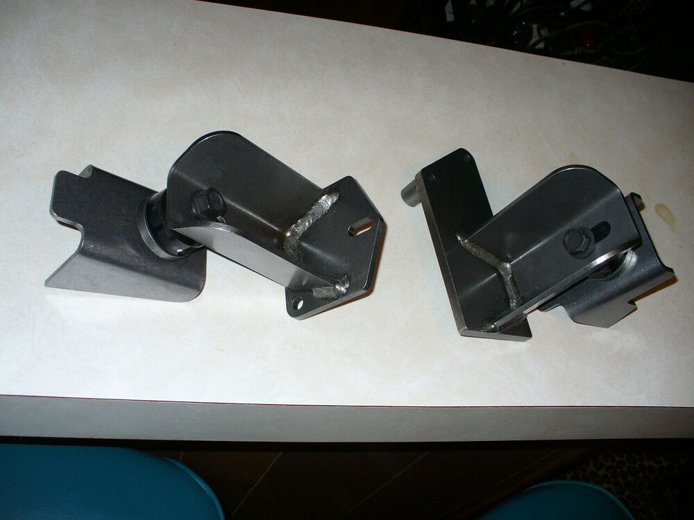 10048 MOTOR MOUNTS for 1949-54 CHEVY CAR with 194 230 250 ...