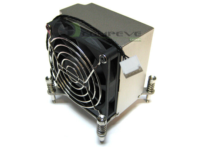 hp z400 z600 z800 workstation pc heatsink fan assembly 463990 001 ebay. Black Bedroom Furniture Sets. Home Design Ideas
