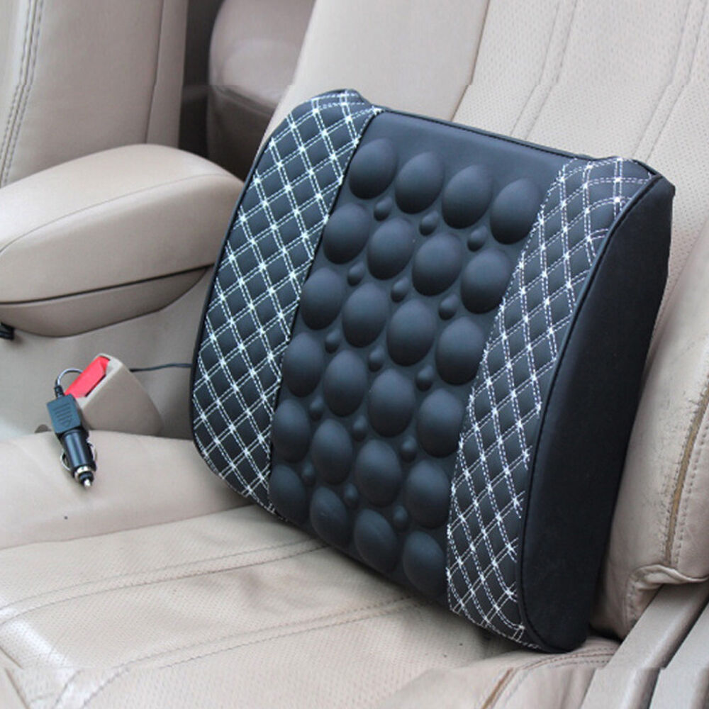 Specialized Electrical Car Auto Seat Cover Back Cushion