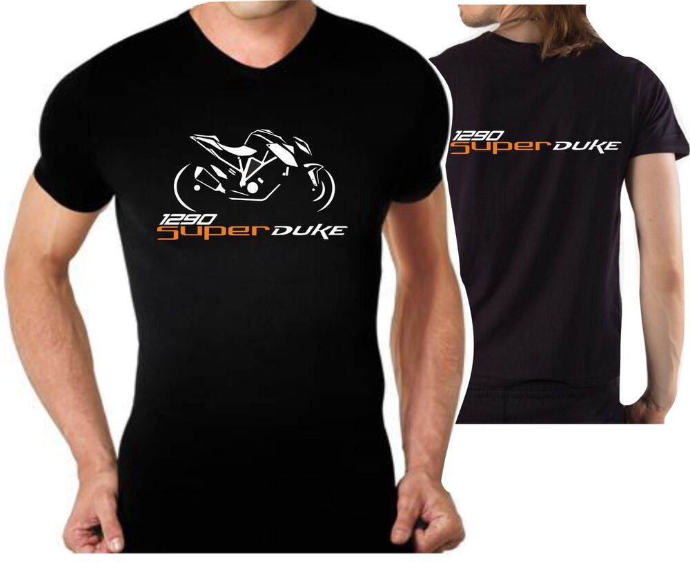 t shirt maglia per moto ktm super duke 1290 ebay. Black Bedroom Furniture Sets. Home Design Ideas