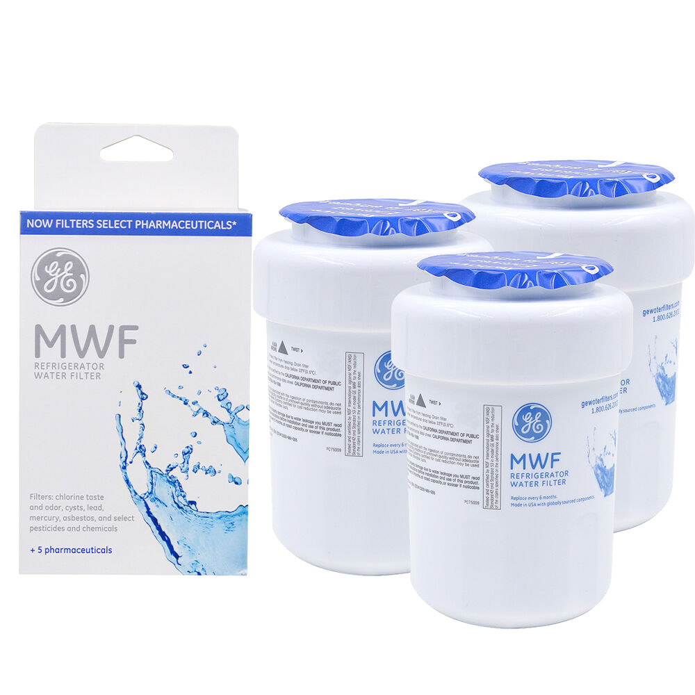 Oem Ge Mwf Smartwater Fridge Water Filter Mwfp 46 9991 Gwf