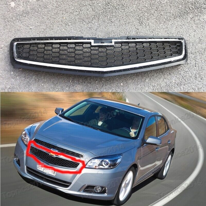 1pcs new oem front radiator center grille grill for. Black Bedroom Furniture Sets. Home Design Ideas