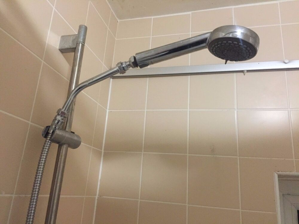 Shower Head Extension | Shower Heads | eBay