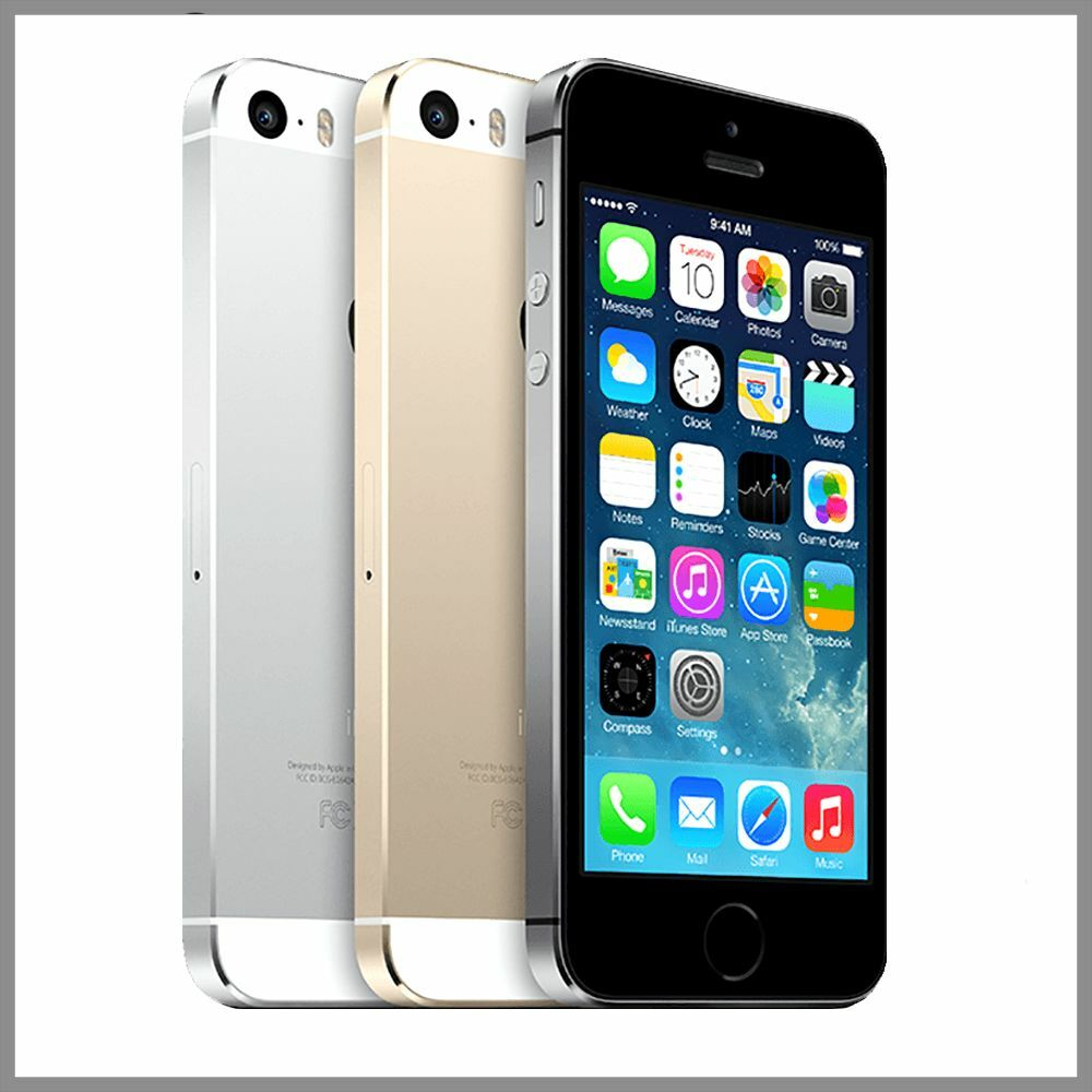 apple iphone 5s 16gb space grau silber gold simlockfrei. Black Bedroom Furniture Sets. Home Design Ideas