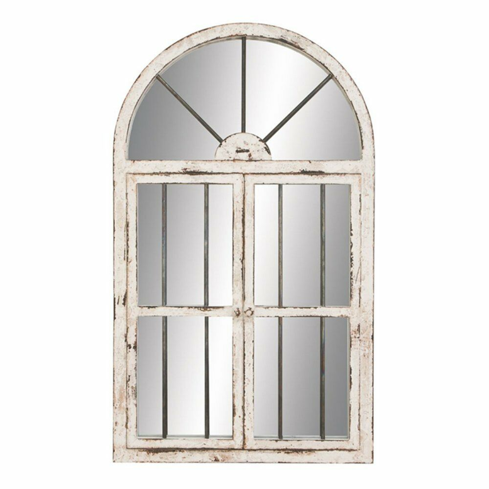 Aspire Home Accents Arched Window Wall Mirror 25w X 42h