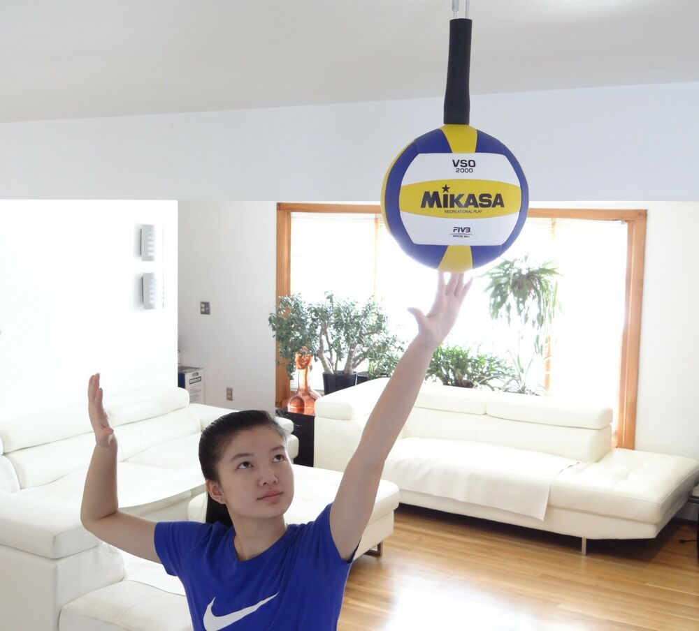 Volleyball Spike Training Aid Amp Hitting Serving Trainer