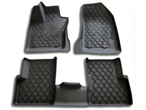 2015 2018 Jeep Renegade Mopar All Weather Floor Mats