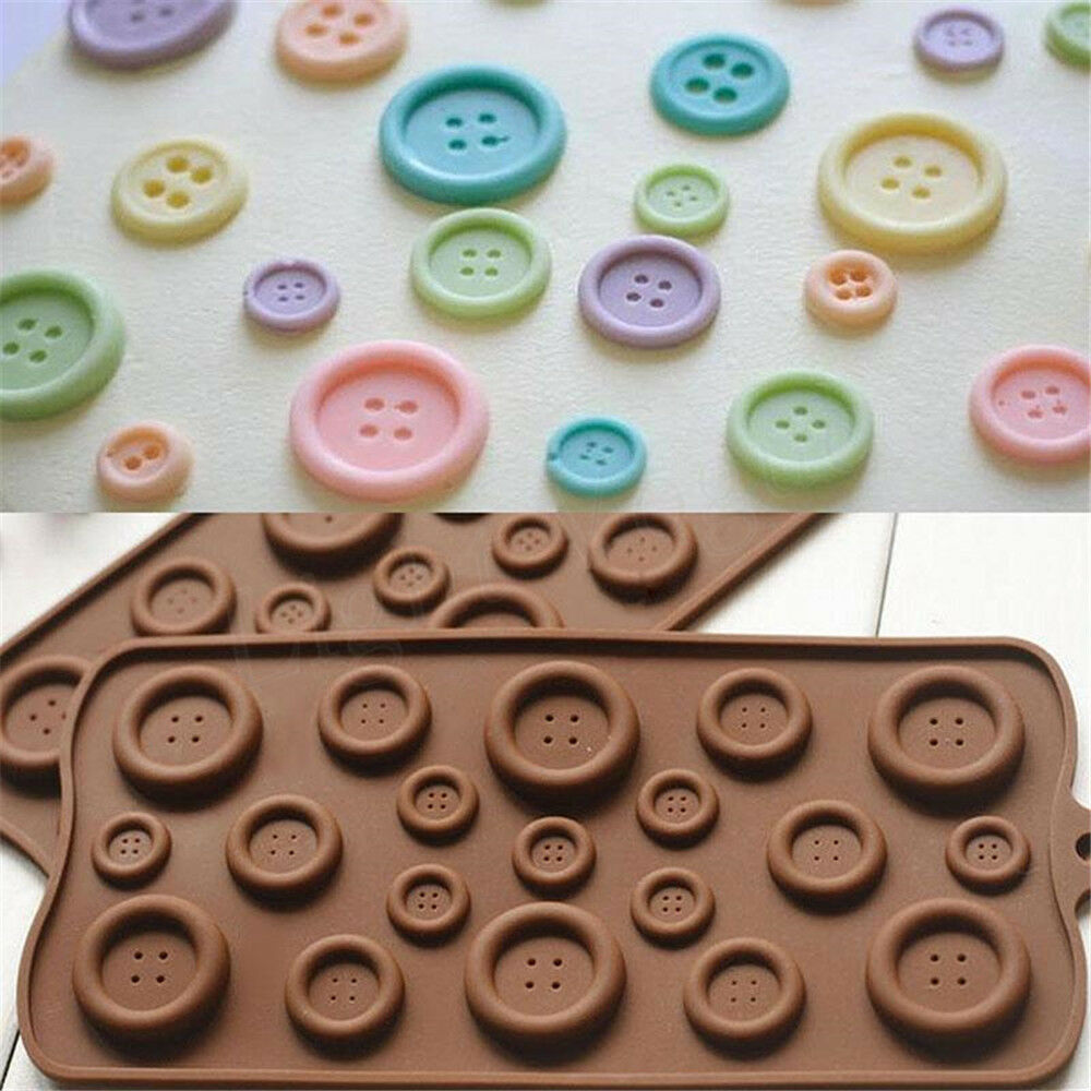 Button Molds For Cakes