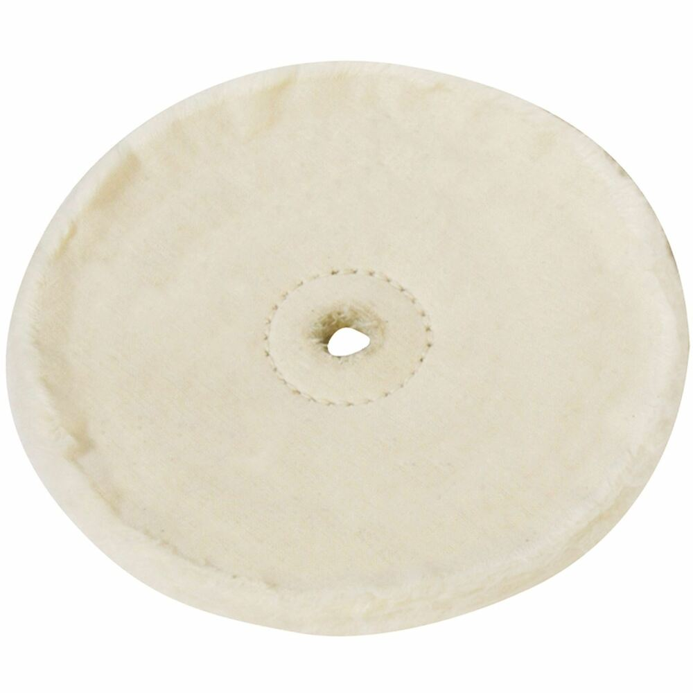 Silverline 868743 150mm Loose Leaf Buffing Wheel Cotton