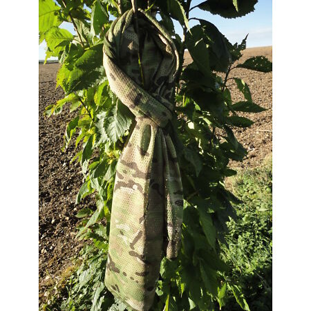 img-MILITARY SCRIM NET TACTICAL FACE NECK SCARF AIR SOFT CAMOUFLAGE 180cm x 80 cm
