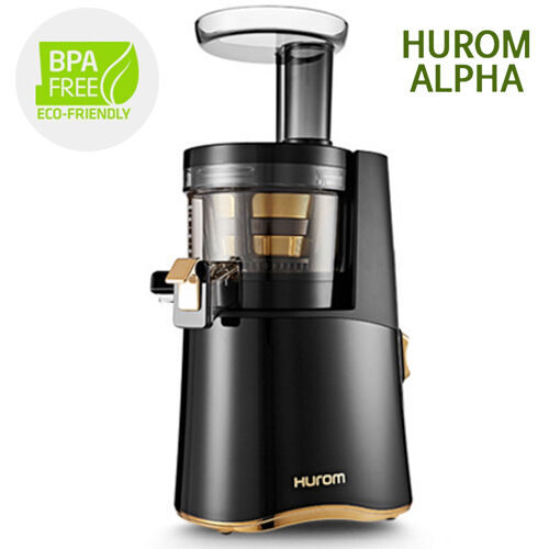 Hurom Hu 500 Cold Press Juicer Review : Genuine New Hurom Alpha H AA Series Cold Press Juicer Machine Healthy Diet Black eBay