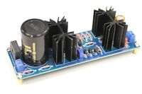 SR50 Variable Shunt Voltage Regulator 5-50V (8A) DIY Kit for Amplifier