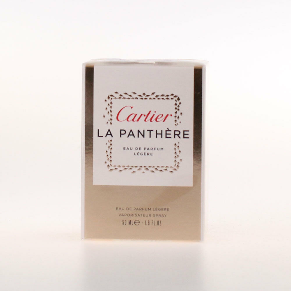 cartier la panth re edp eau de parfum l g re spray 50ml neu ovp ebay. Black Bedroom Furniture Sets. Home Design Ideas