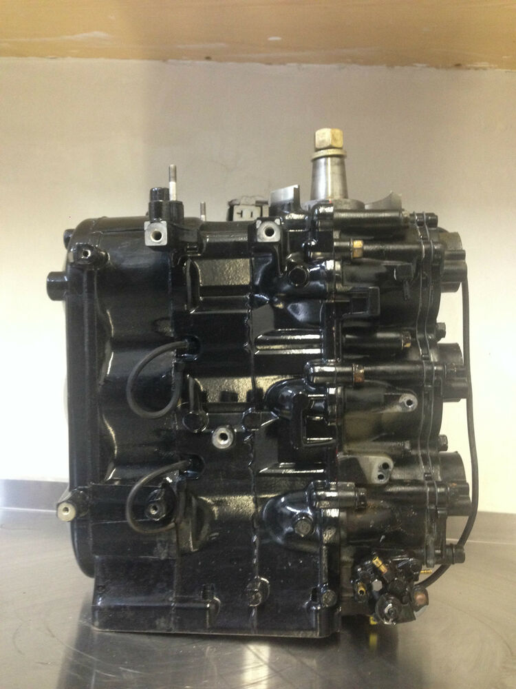 Mercury 40 60hp powerhead elpto rebuilt outboard boat for Buy new mercury outboard motor