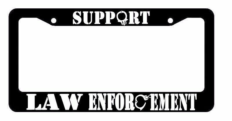 Support Law Enforcement Support Police Patriot Pride