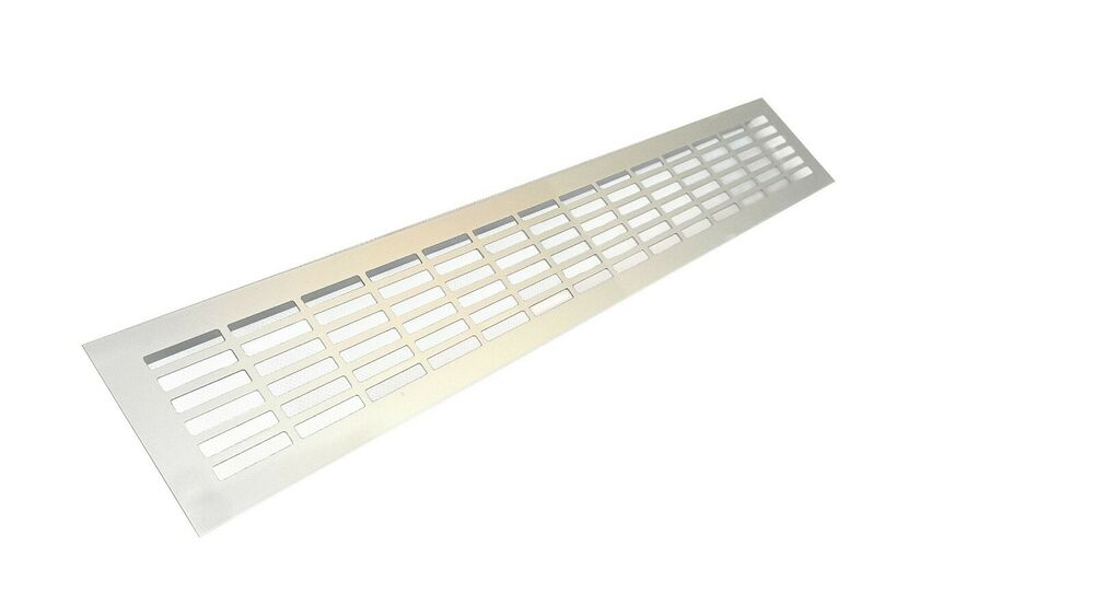 Aluminium Air Vent Grill Kitchen Plinth Worktop