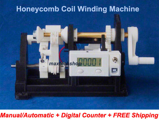 Auto Electric Honeycomb Transformer Coil Winding Machine