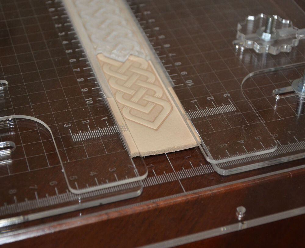Leather Craft Stamping Table Professional Tool For Belts