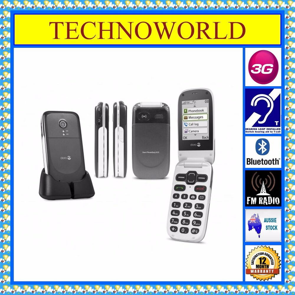 Unlocked Seniors Doro 62365203gbig Buttonelder Use Flip Phone