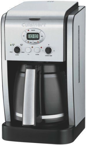 cuisinart coffee makers cuisinart 14 cup programmable coffee maker dcc2600c 13297