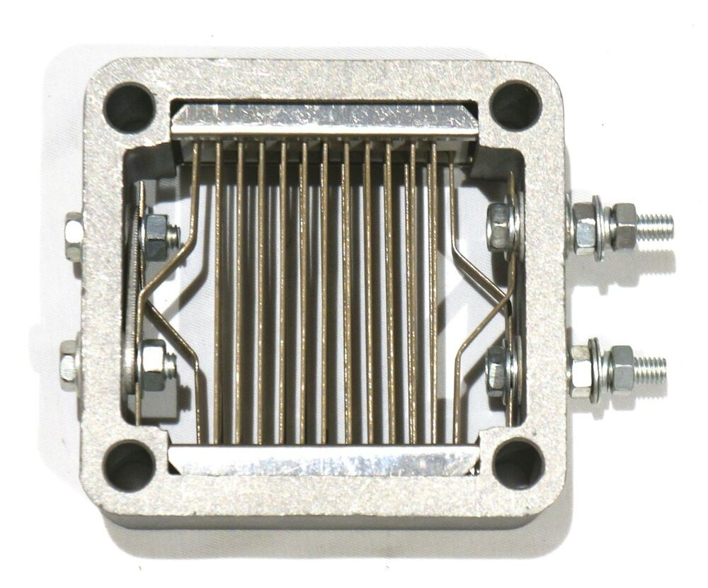 diesel engine intake grid heater element for dodge cummins