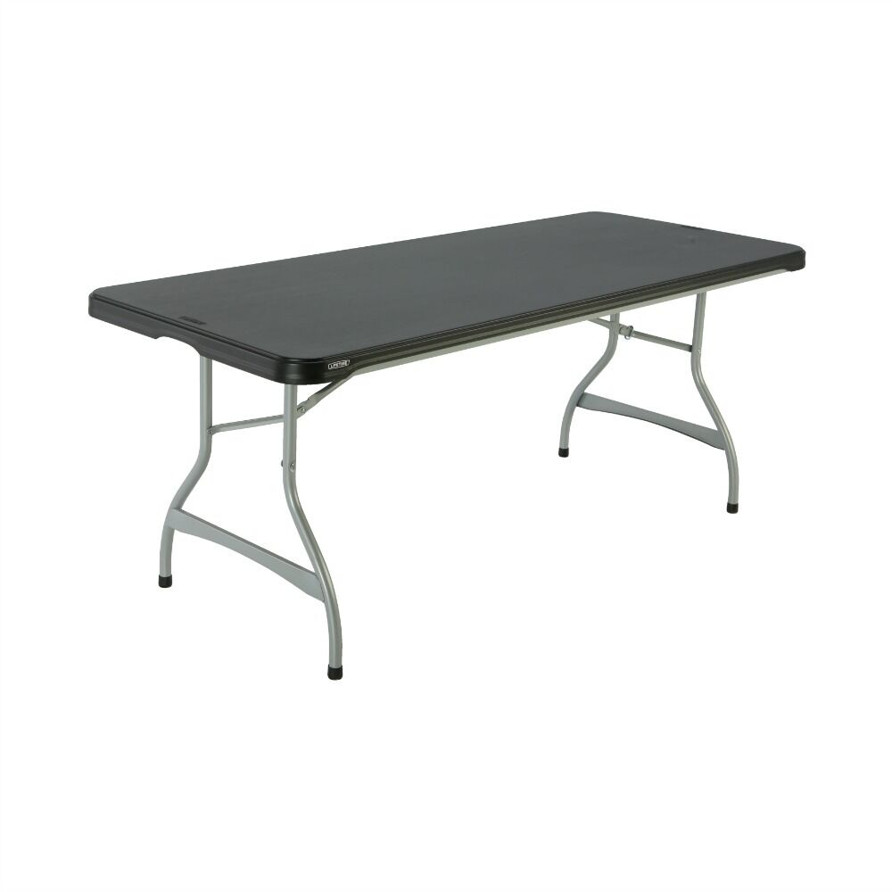 Lifetime 26 pack 6ft commercial stacking folding tables for Lifetime table pliante