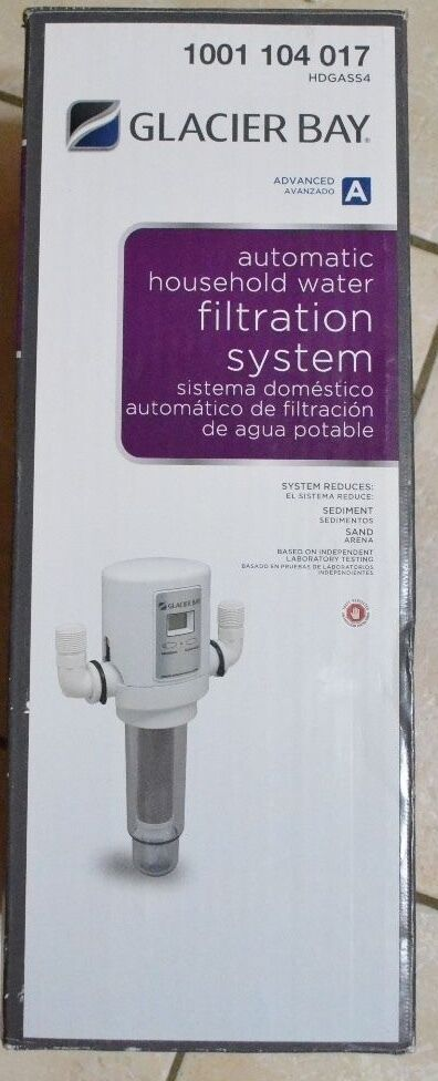 Glacier Bay Automatic Household Water Filtration System