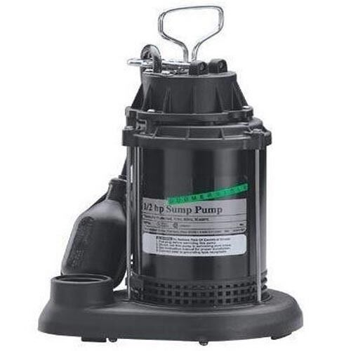 Electric Sump Pump ~ Electric sump pump submersible gph