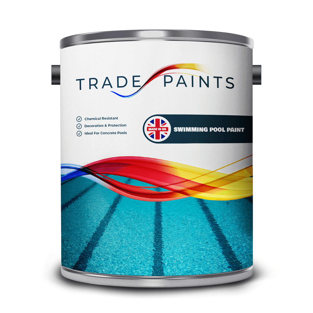 Swimming Pool Painters : Swimming pool paint chlorinated rubber fish pond