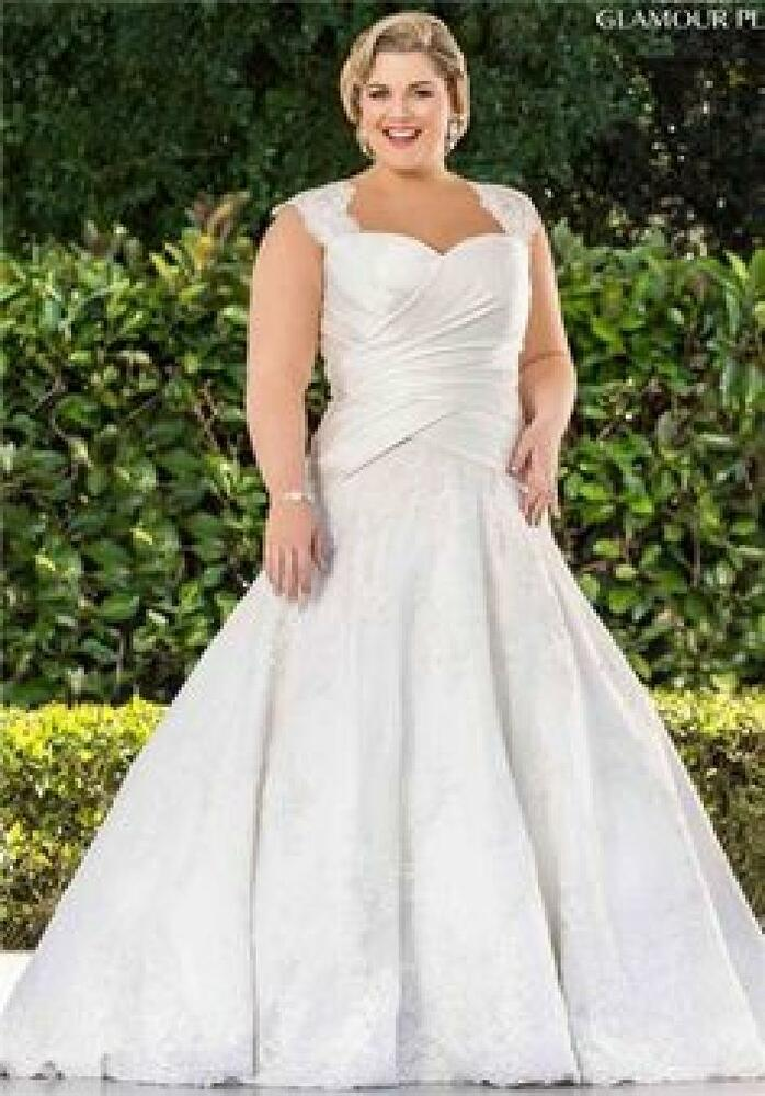 wedding dress brides size plus 16 18 20 22 24 28 30 32 34